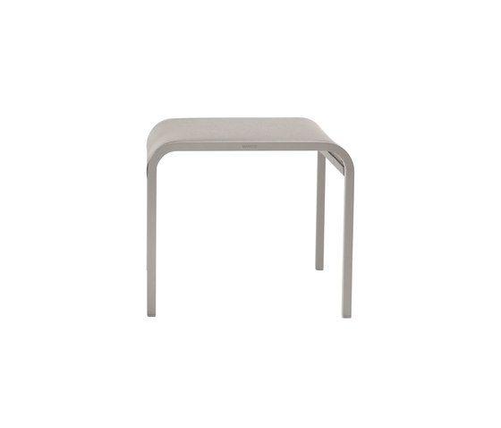 Helios footstool/sidetable by Manutti by Manutti