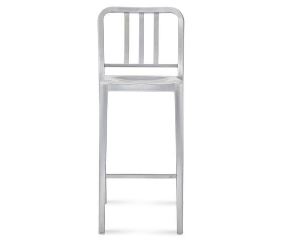 Heritage Stacking Barstool by Emeco