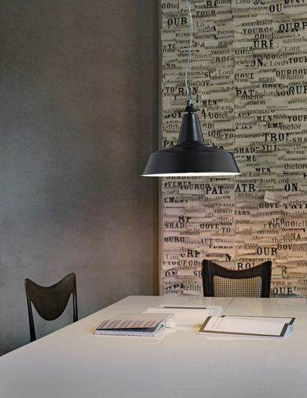 Huna Suspension lamp by FontanaArte by FontanaArte