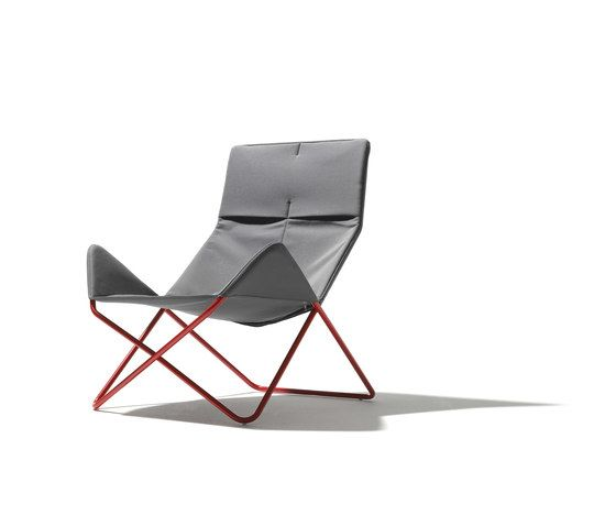 In-Out lounge chair by Lampert by Lampert