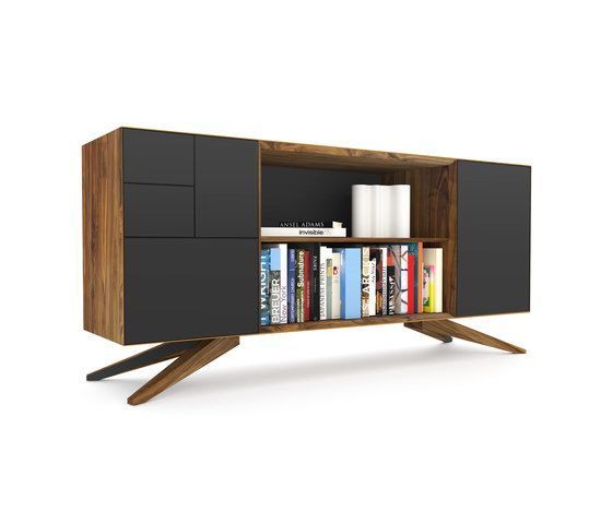 Incunabular Sideboard by Invisible City by Invisible City