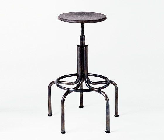 Industrie stool by Lambert by Lambert