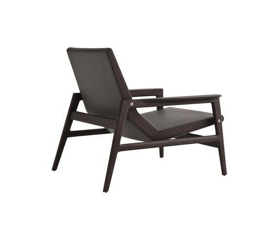 Ipanema armchair by Poliform by Poliform