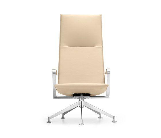 JACK Loungechair by Girsberger by Girsberger