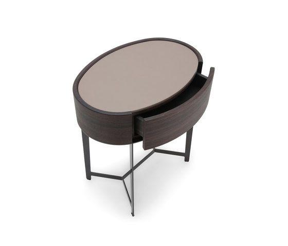 Kelly bedside table by Poliform by Poliform