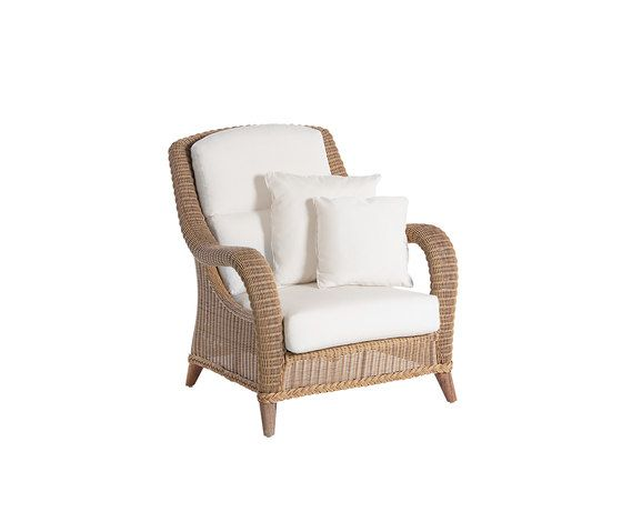 Kenya armchair by Point by Point