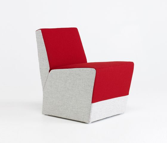 King easy chair by OFFECCT by OFFECCT