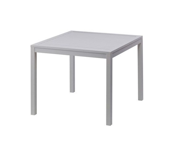 Koro 90cm Square Table by Akula Living by Akula Living