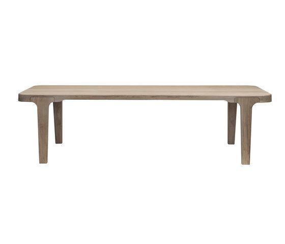 Lago table by Linteloo by Linteloo