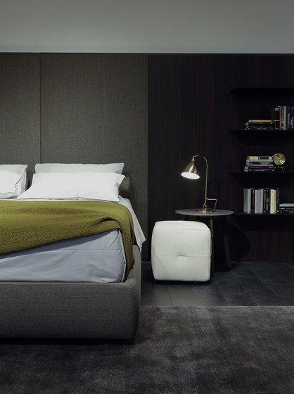 Laze bed by Poliform by Poliform
