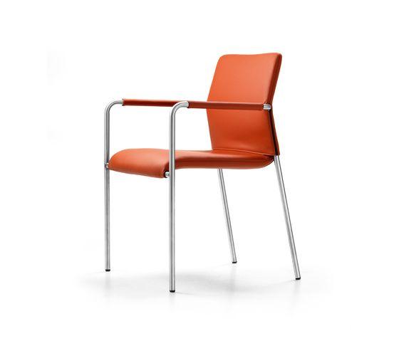 LEO Chair by Girsberger by Girsberger