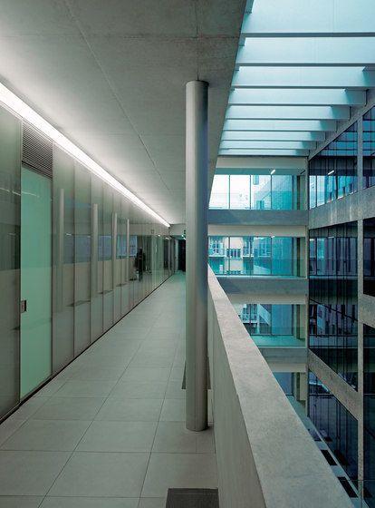 Linea 2 Modular wall system by FontanaArte by FontanaArte