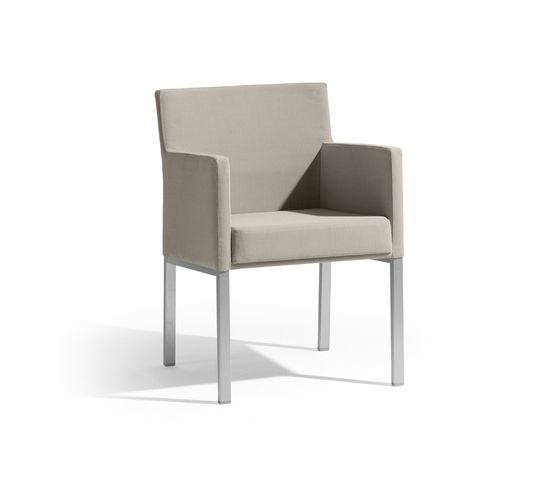 Liner chair by Manutti by Manutti