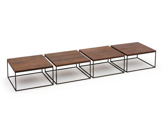 Log coffee table by Linteloo by Linteloo