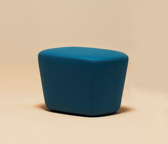 Log Lounge Pouf by PEDRALI by PEDRALI