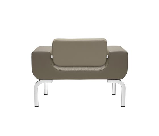 Lounge armchair by SitLand by SitLand
