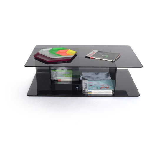 Lucent coffee table by Case Furniture by Case Furniture