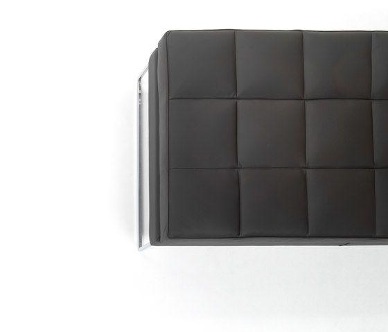Madison XL Divan bed by Giulio Marelli by Giulio Marelli