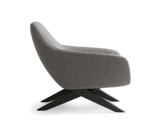 Marlon armchair by Poliform by Poliform