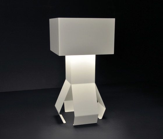 Mascolino T - Table lamp by Bernd Unrecht lights by Bernd Unrecht lights
