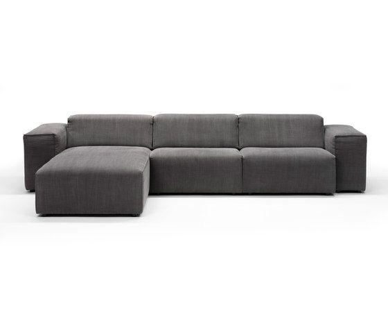 Matu sofa/chaise longue by Linteloo by Linteloo