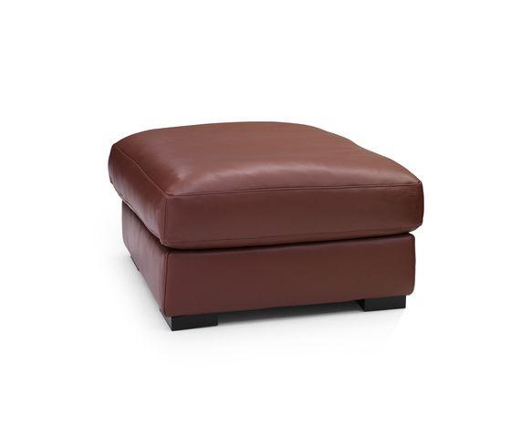 Mauro footstool by Linteloo by Linteloo