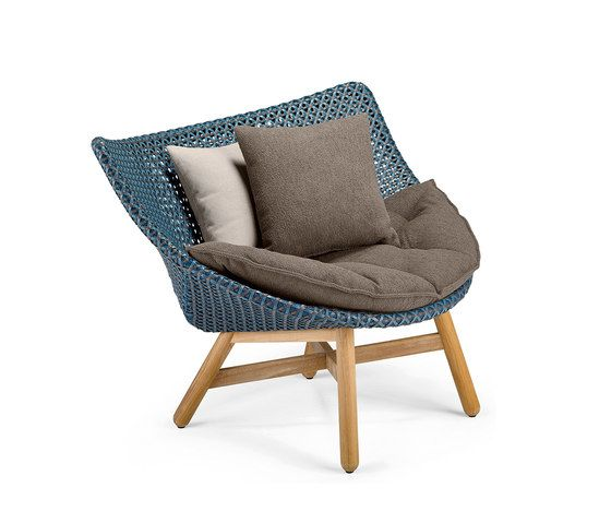 Mbrace Lounge chair by DEDON by DEDON