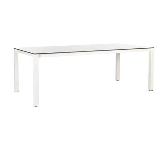 Meridian 105cm x 213cm Table by Akula Living by Akula Living