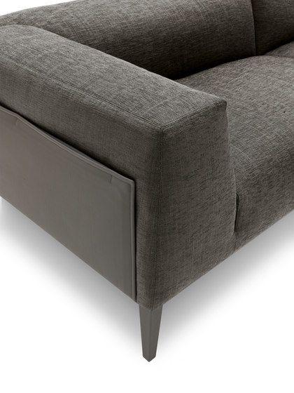 Metropolitan sofa by Poliform by Poliform