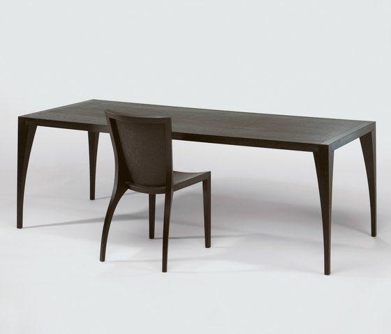 Milano table by Lambert by Lambert