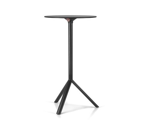 Miura high bar table by Plank by Plank