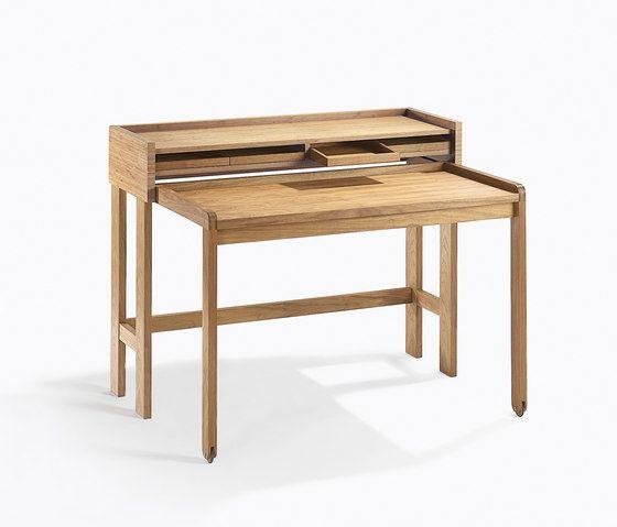 Modesto secretary desk by Lambert by Lambert