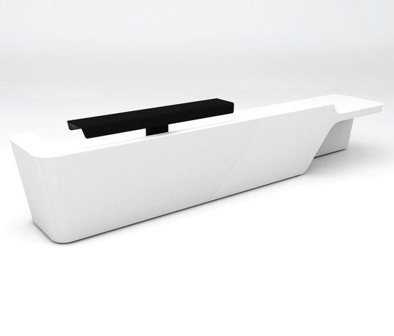 Mono Desk configuration 5 by isomi Ltd by isomi Ltd
