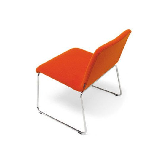 Mono Light easy chair by OFFECCT by OFFECCT