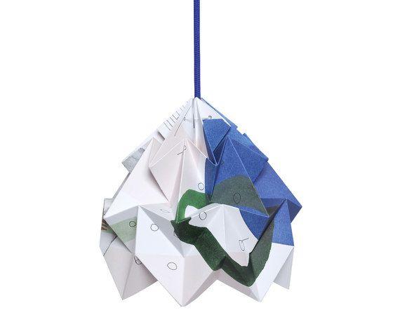 Moth Lamp - Tas-ka Droom by Studio Snowpuppe by Studio Snowpuppe