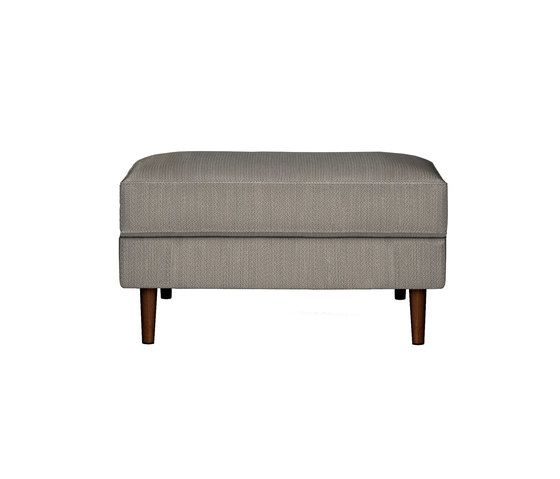 Moulton footstool by Case Furniture by Case Furniture