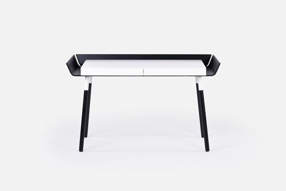 My writing desk large Black by EMKO by EMKO