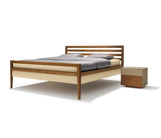 mylon bed by TEAM 7 by TEAM 7