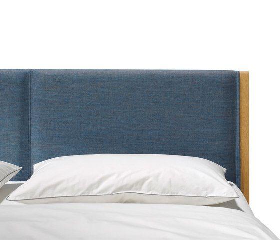 mylon bed by TEAM 7 by TEAM 7