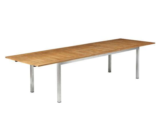 Nero Extending Table by Akula Living by Akula Living