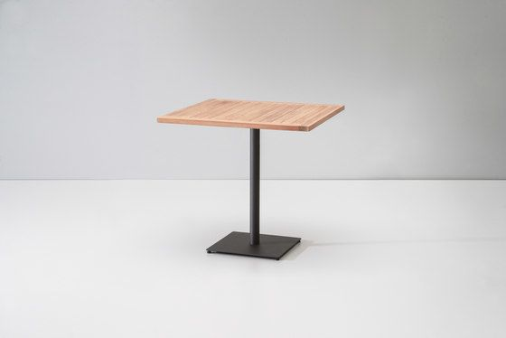 Net table teak by KETTAL by KETTAL