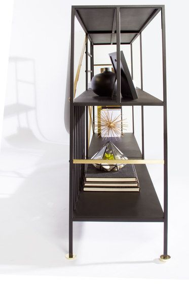 New Prairie Horizontal Bookcase by Sauder Boutique by Sauder Boutique