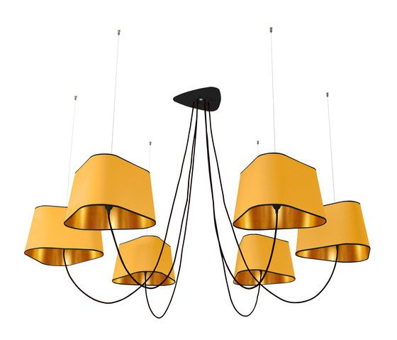 Nuage Chandelier 6 large by designheure by designheure