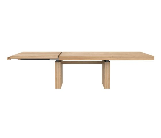 Double Extendable Dining Table by Ethnicraft
