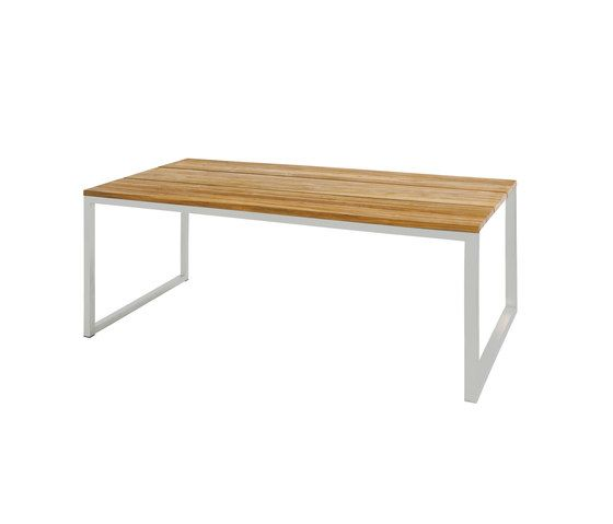 Oko dining table 180x90 cm by Mamagreen by Mamagreen