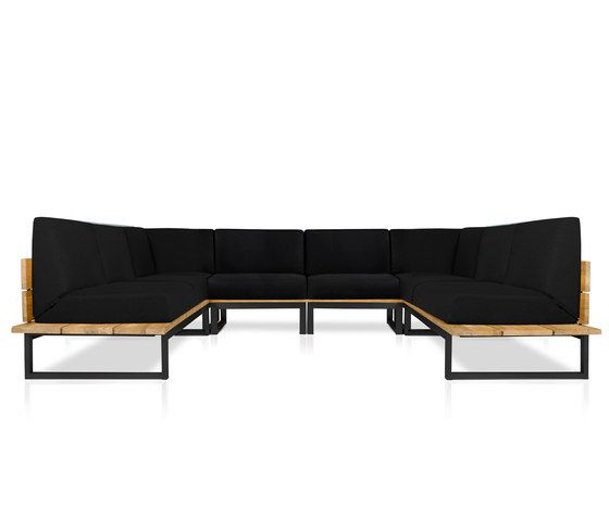 Oko Lounge Combination 4 (no bolster) by Mamagreen by Mamagreen