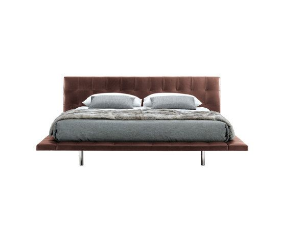 Onda bed by Poliform by Poliform