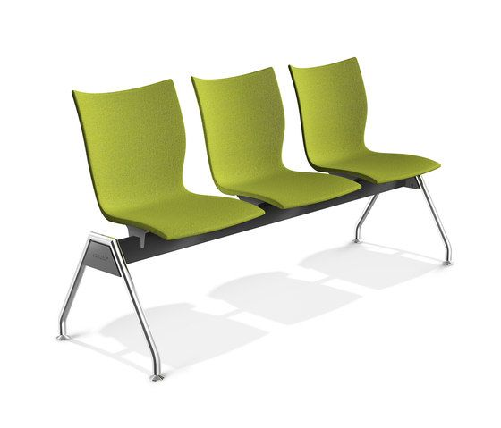 Onyx Beam Seating 2433/99 by Casala by Casala