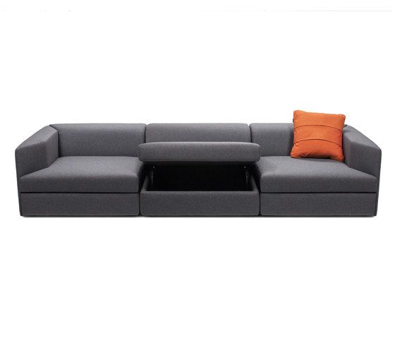 Open Sofa by OBJEKTEN by OBJEKTEN