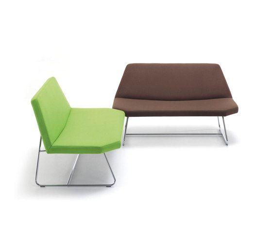 OTTO Lounge Chair by Girsberger by Girsberger
